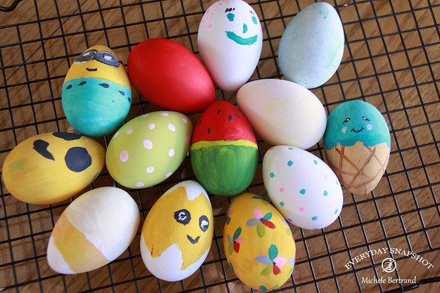Easter – Egg Painting & Dip