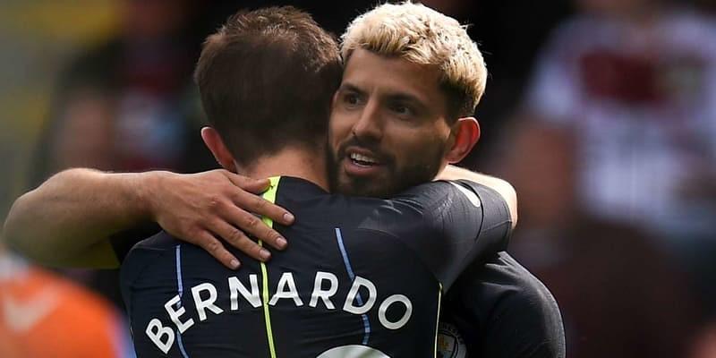 Guardiola: Aguero adalah legenda yang luar biasa