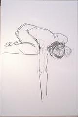 Life Drawing 16+, Rose Elmendorf