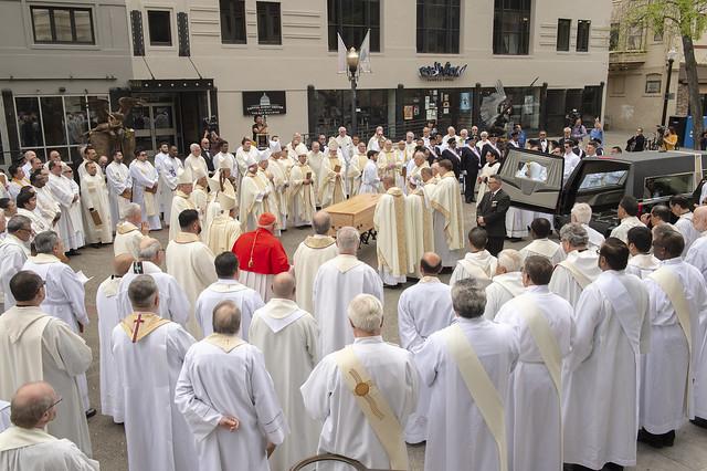 Remembering Bishop Quinn - Funeral Mass