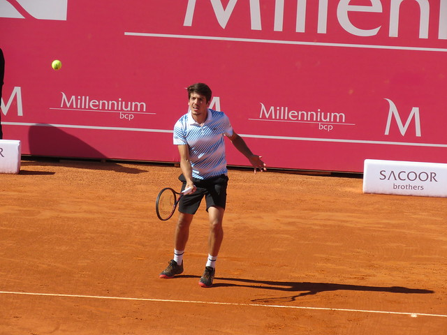 Millenium Estoril Open, 29.04.2019