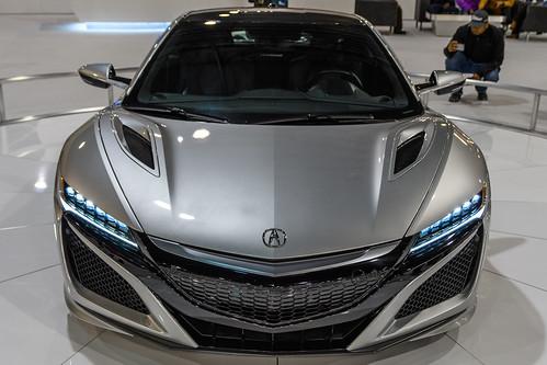 2018 Acura NSX Photo