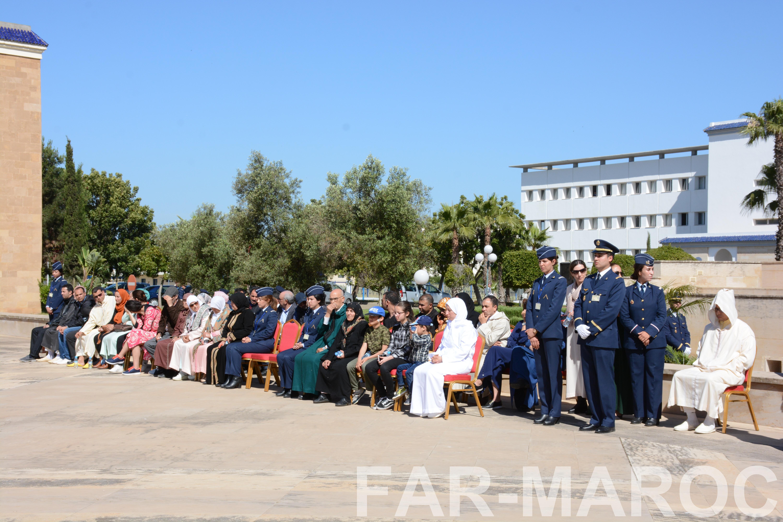 Funérailles de feu le lt colonel Najib El Hadrati et du A/C Hassan Tazi 33860229748_7fa8a263f2_o
