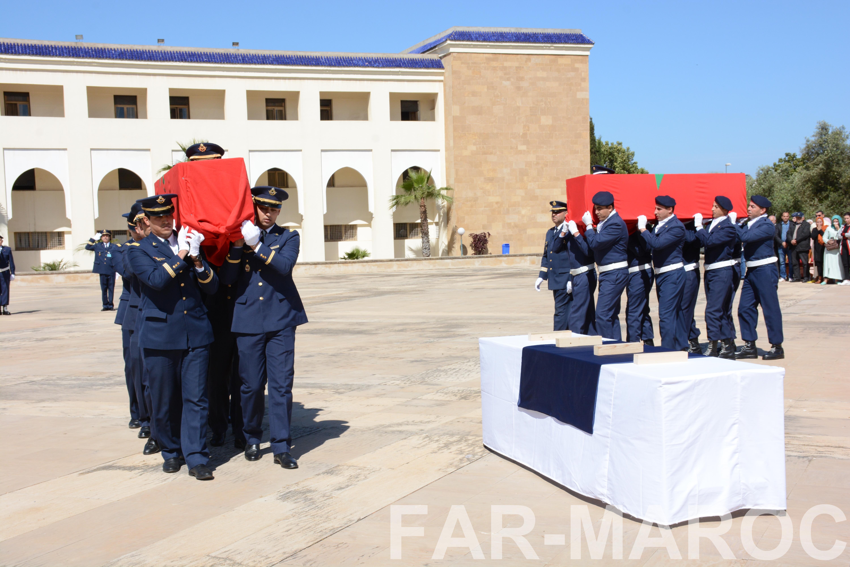 Funérailles de feu le lt colonel Najib El Hadrati et du A/C Hassan Tazi 33860240688_64b46da753_o
