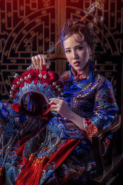#weddingphotography #photography #bridetobe #weddingdress #taichungwedding #taoyuanwedding #美人如畫 #古風 #工筆畫攝影 #中國風婚紗 #旗袍婚紗 #藝術照 #個人寫真 #台中華納婚紗 #桃園華納婚紗
