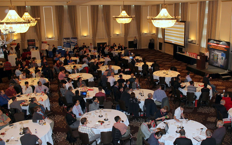 Moldex3D Users' Meeting – North America: Industry 4.0 Smart Design and Manufacturing