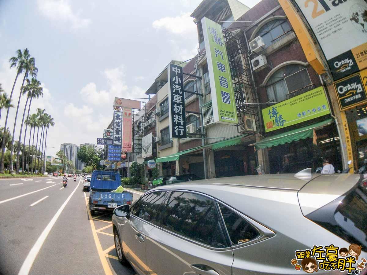 NX200安裝環景盲點解鏡像(台南博勝汽車音響)-26
