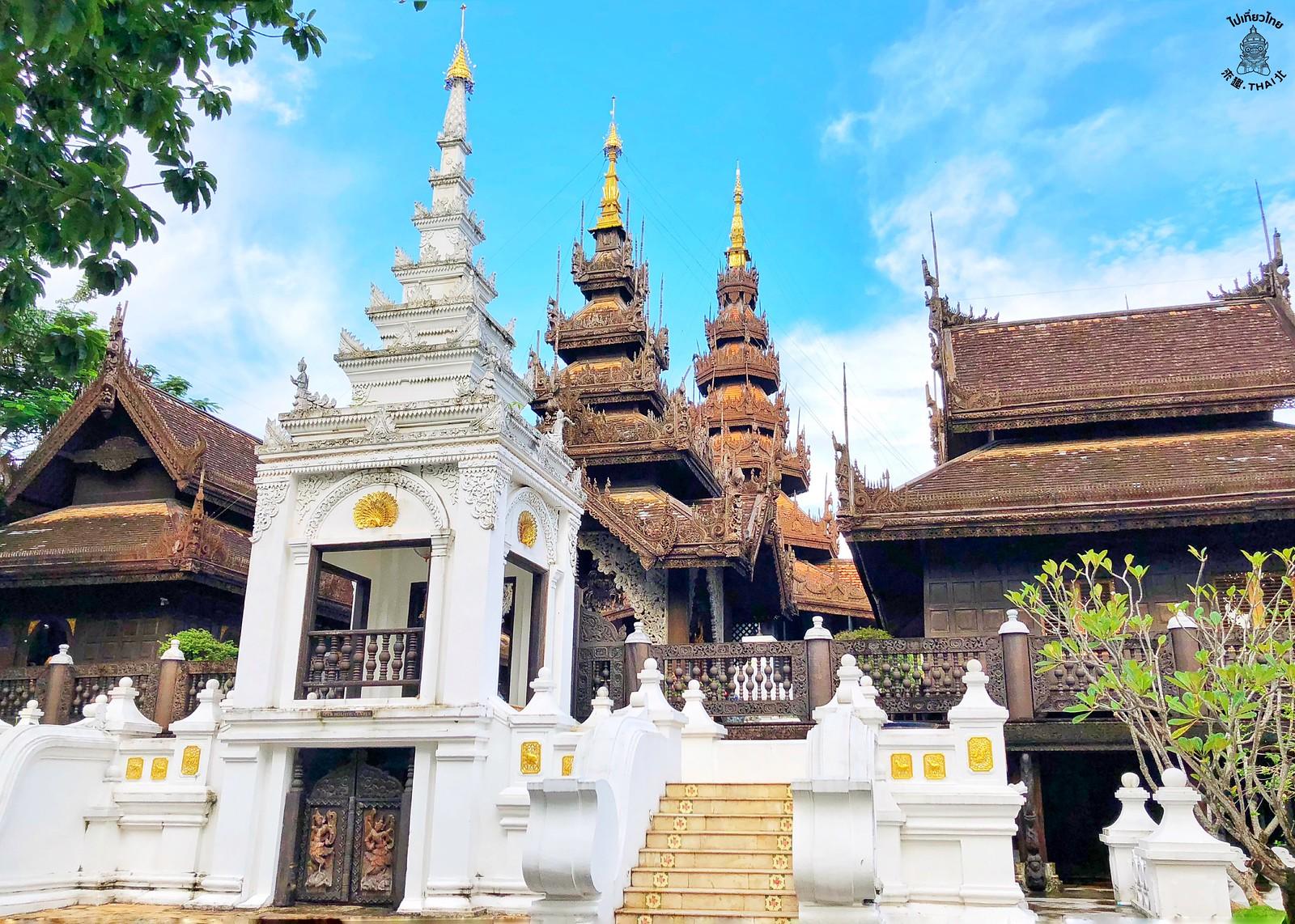 《Dhara Dhevi Chiang Mai》住宿園區