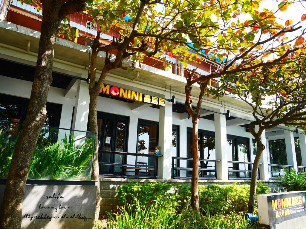 淡水老街海關碼頭附近平價義大利麵餐廳墨尼尼 (1)
