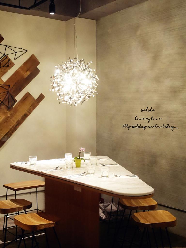台北文山區萬隆站附近氣氛好約會餐廳推薦ConfitRemi黑米義大利麵 (4)