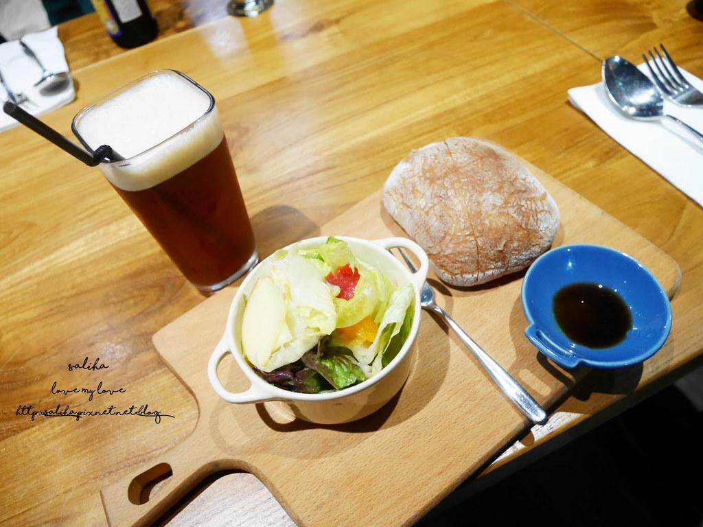 台北文山區萬隆站附近好吃餐廳推薦ConfitRemi黑米義大利麵燉飯披薩 (13)