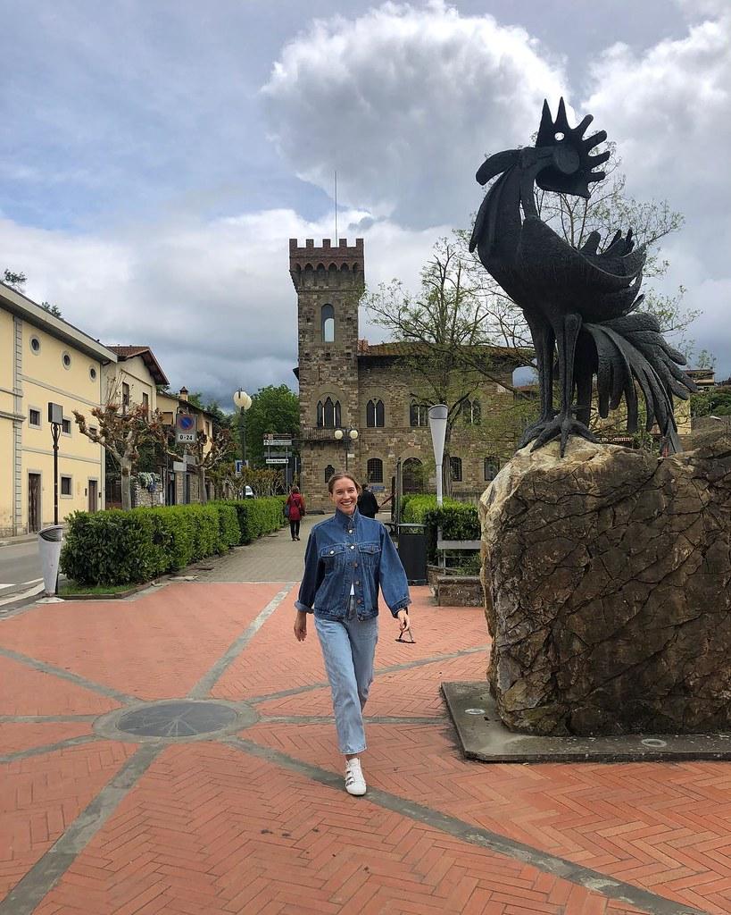 Осадчая в Италии