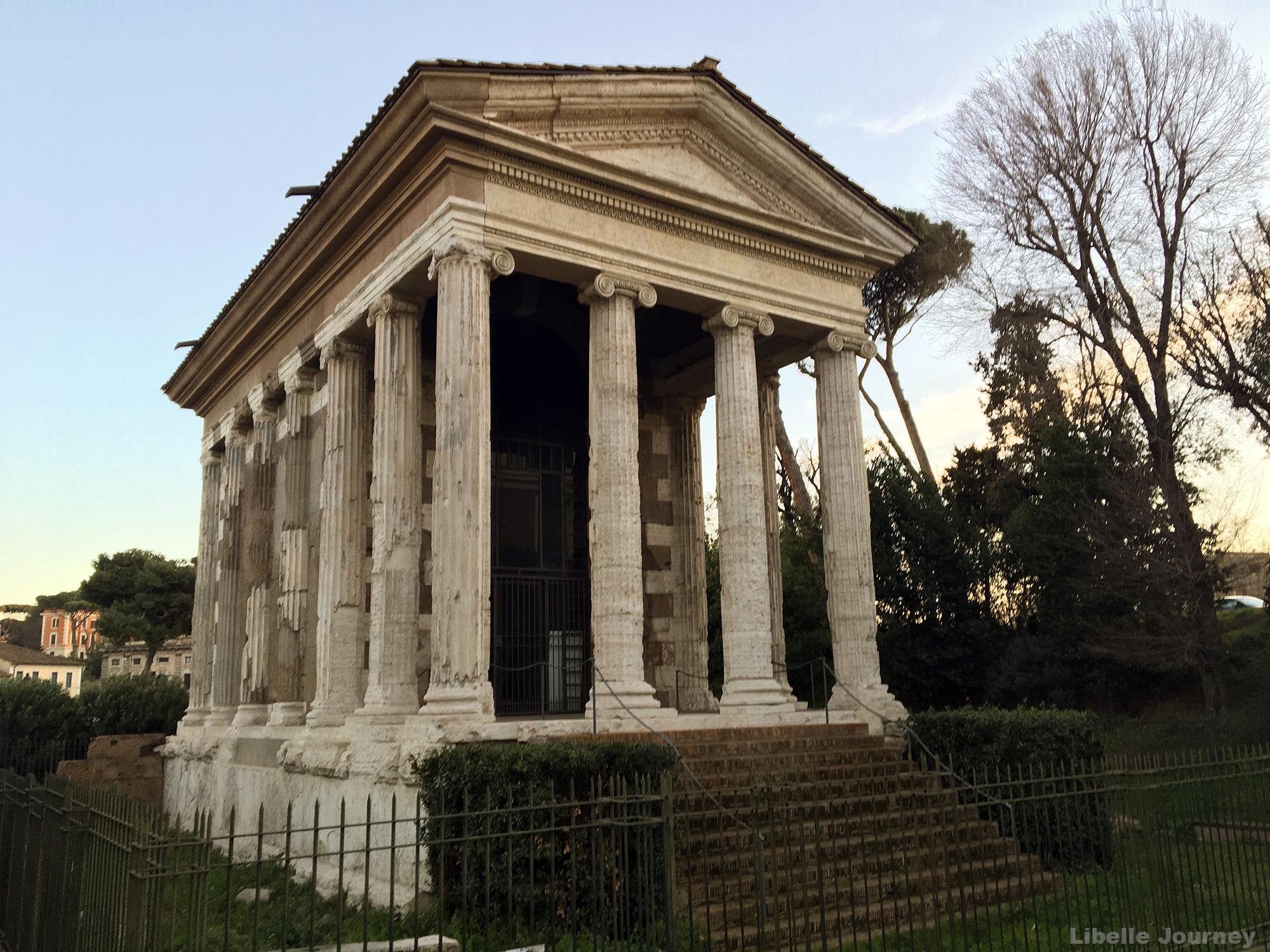 Tempio di Portuna