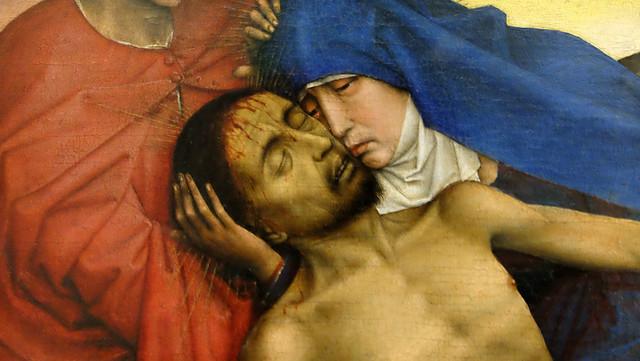 Rogier van der Weyden   Pietà, ca. 1441