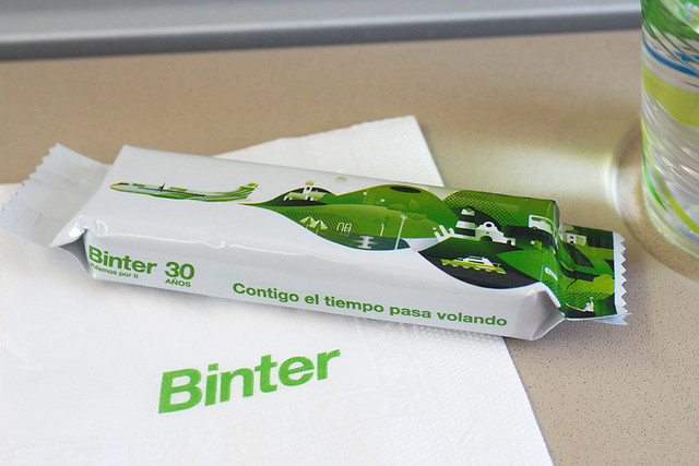 Binter biscuit, Canary Islands
