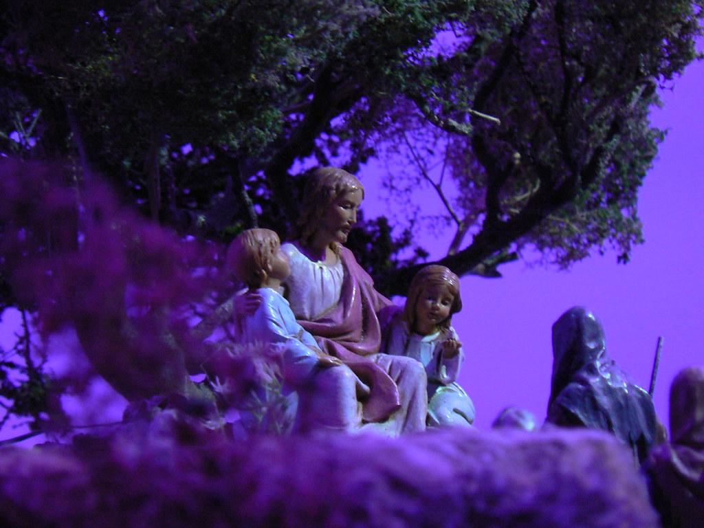 2019, scena pasquale a S.Maria Regina degli Apostoli
