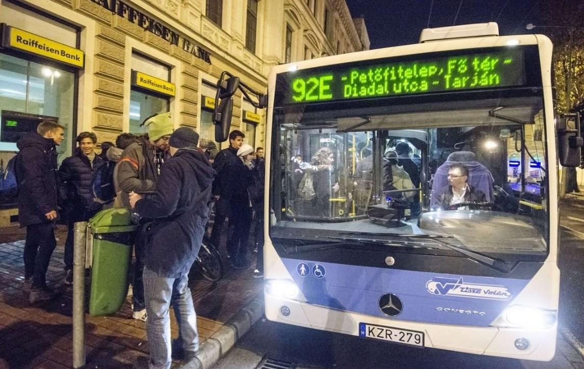 Több éjszakai járat lesz Szegeden