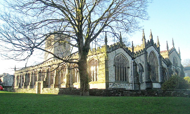 Kendal Parish Church