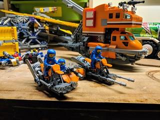 Space Repair Garage vehicle updates 4/30 | by Ninja_Bait