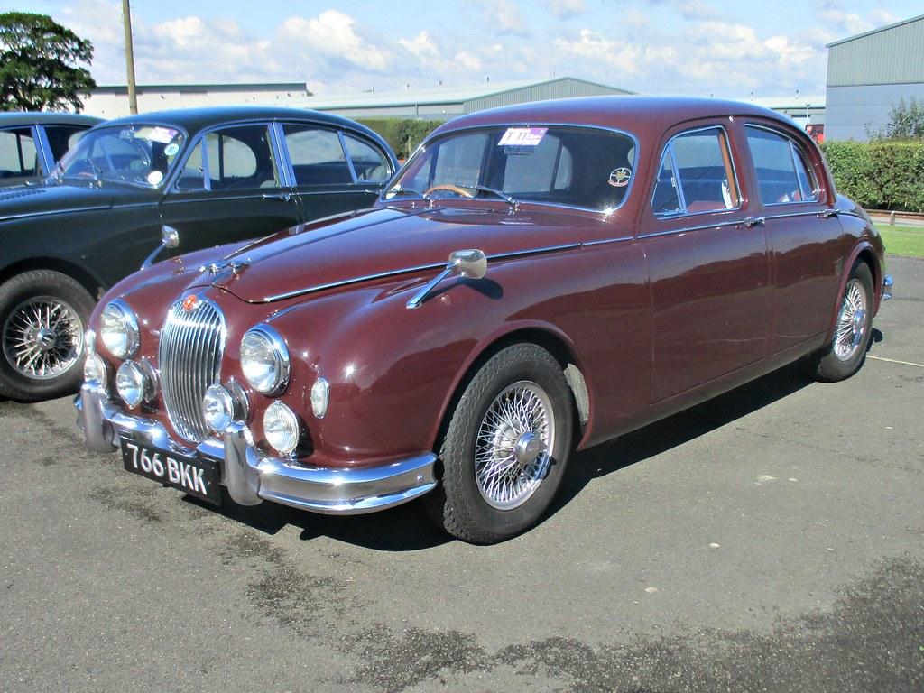 411 Jaguar Mk.1 3.4 litre (1957) | Jaguar Mk.1 3.4 litre ...