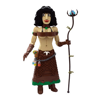 The Druid v2   by vitreolum