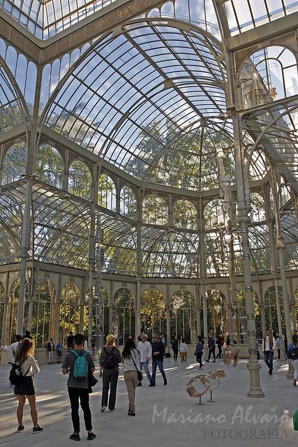 Dentro del Palacio