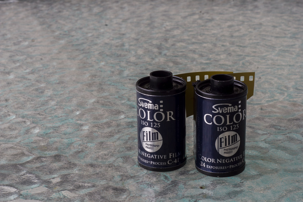 Film Review Blog No. 51 - Svema Color 125