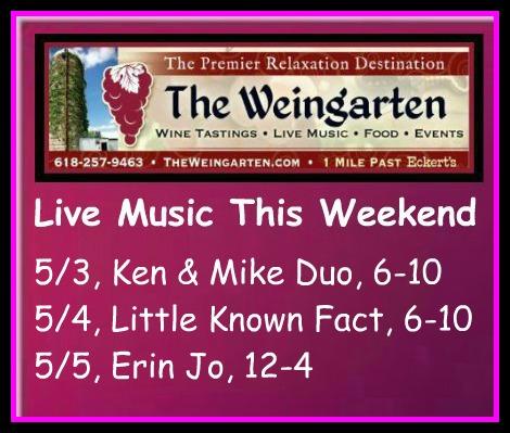The Weingarten 5-3-19