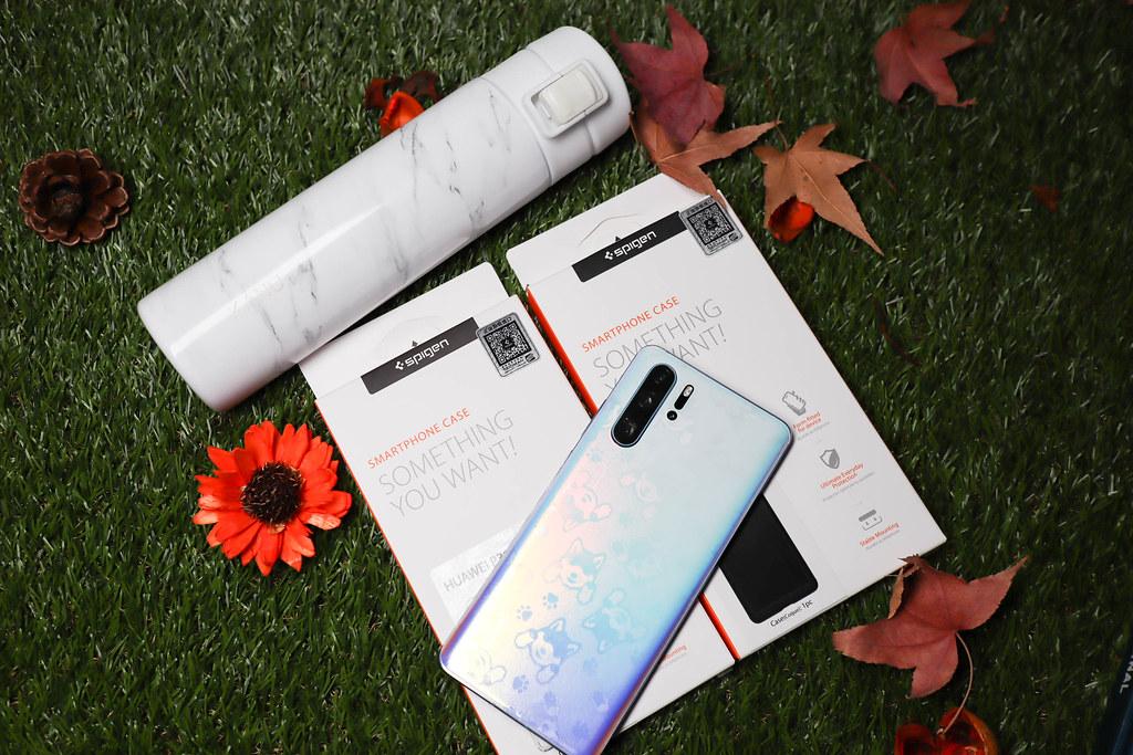Spigen Huawei P30 Pro 軍規防摔保護殼 (4)
