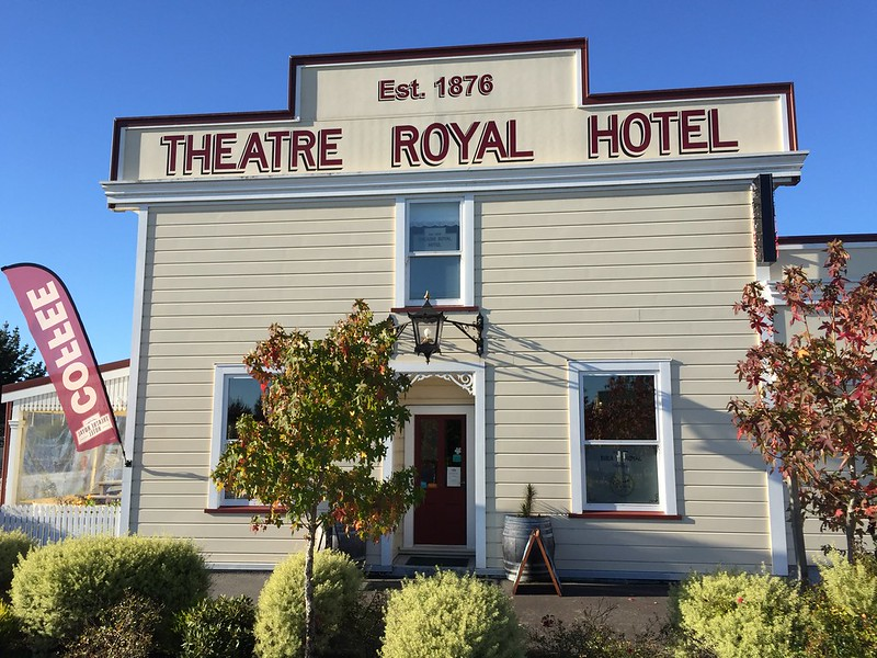Hokitika must-do for travellers - Theatre Royal Hotel Kumara