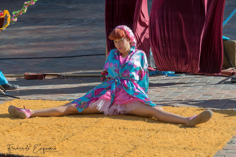 Arritmados Cía Circo