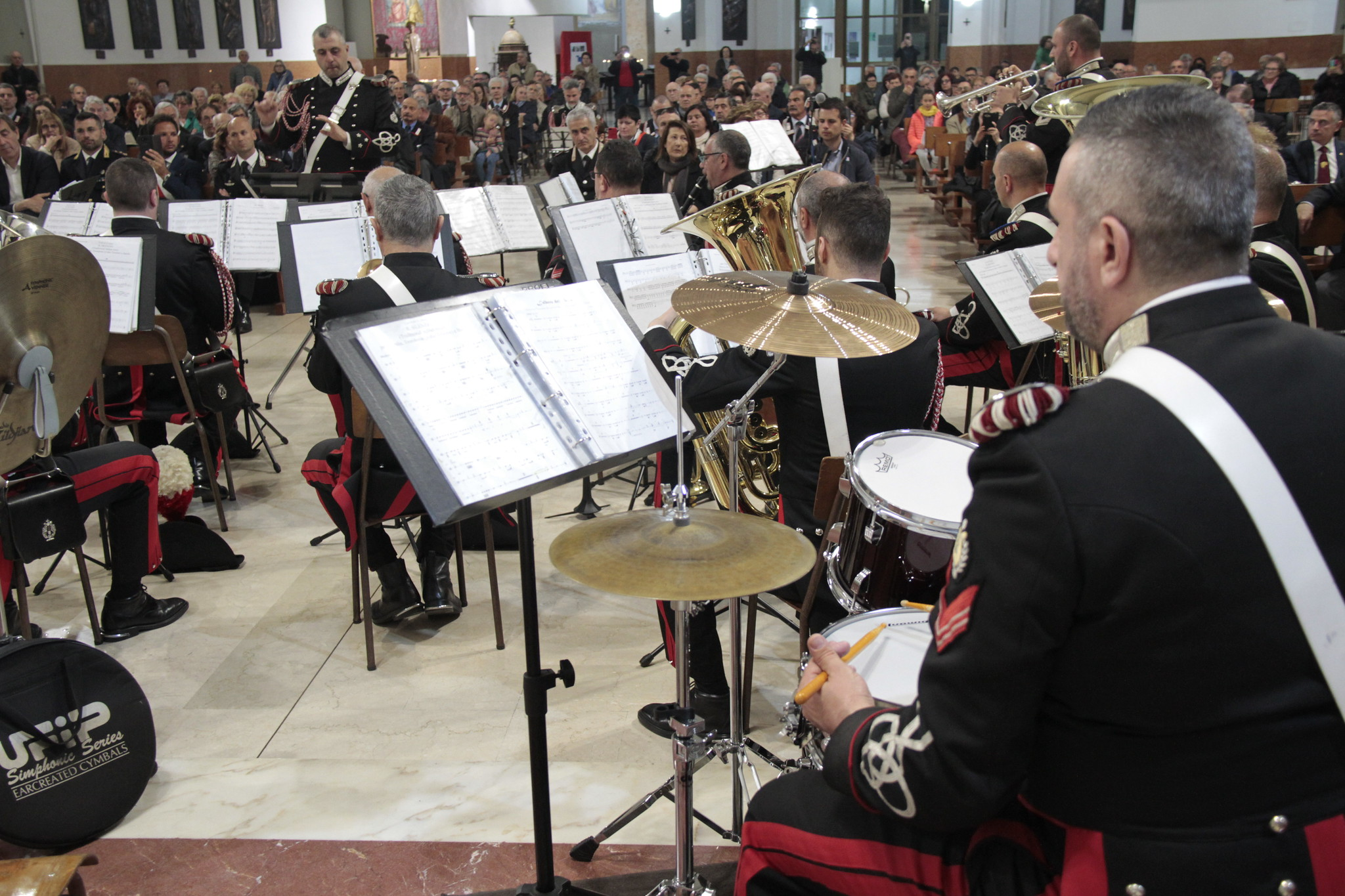 Concerto della Fanfara del III Reg. Carabinieri Lombardia