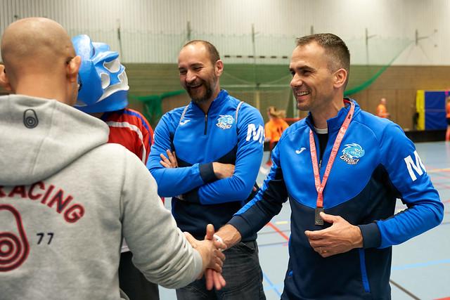 2019-04-28 11:45 Švédsko MUC P02 FINAL FBC Draci Říčany x Mölndals IBF, 1:1