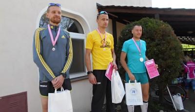 Bitala a Brázdová první na čtvrtmaratónu, Klement a Pavlíčková pak na půlmaratónu v Hulíně