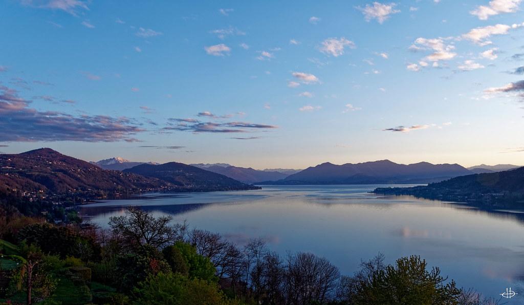 Levée du Jour sur le Lac Majeur 33873385418_e90fb87309_b