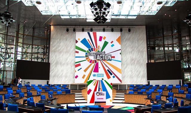 Day 1 - SDG Global Festival of Action 2019
