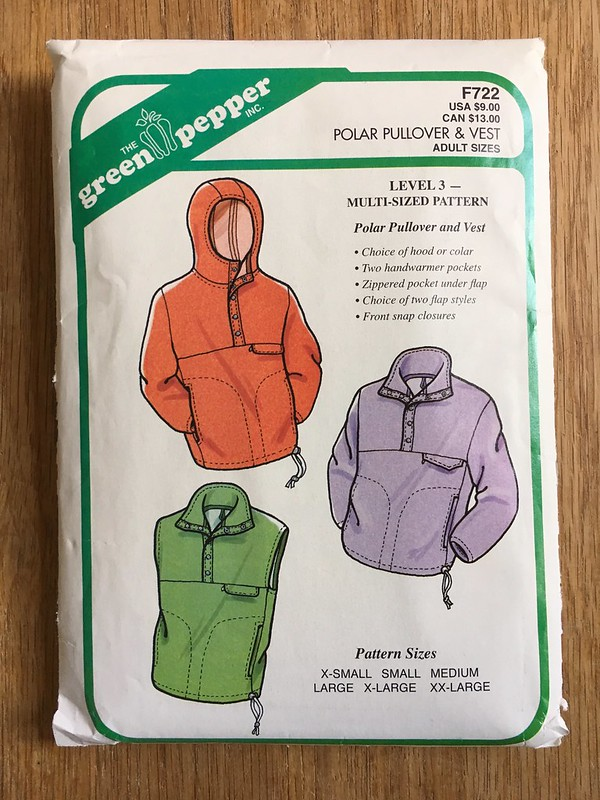 The Green Pepper F722 Polar Pullover