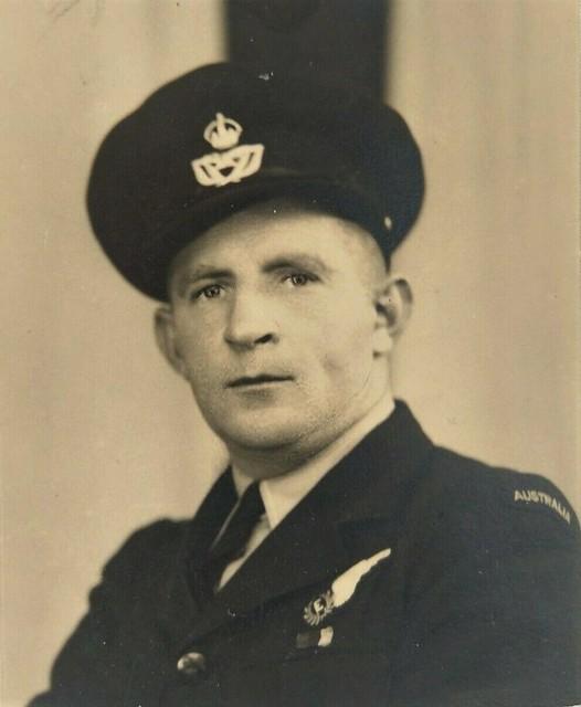 Harold Cameron Taylor  #5627 RAAF - POW WW2
