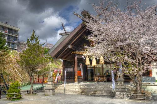 02-05-2019 Ryugu Jinjya Shrine, Otaru (4)