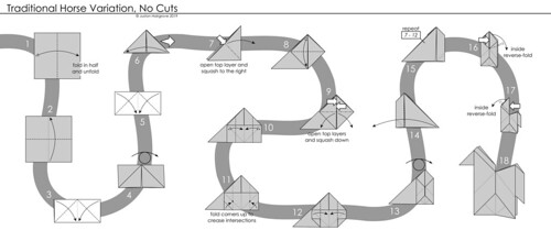 flickr  the origami diagrams pool