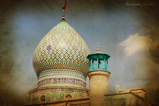 Tumba del Emir Alí (Shiraz-Irán)