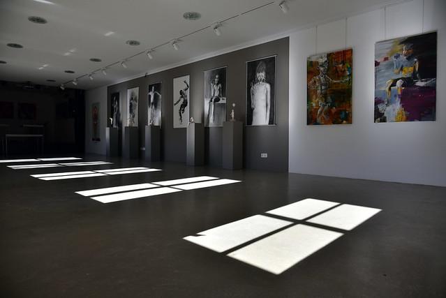 Ausstellung Peter Oberthaler • being human:human being