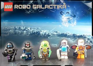 Robo Galactika Wave1