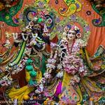 ISKCON Vrindavan Deity Darshan 02 May 2019