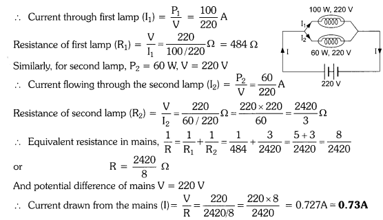 NCERT Solutions for Class 10 Science Chapter 12 Textbook Chapter End Questions Q15