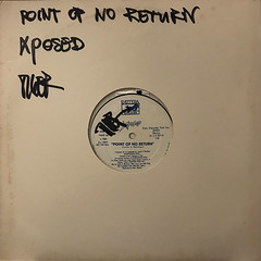 X-POSED:POINT OF NO RETURN(JACKET A)