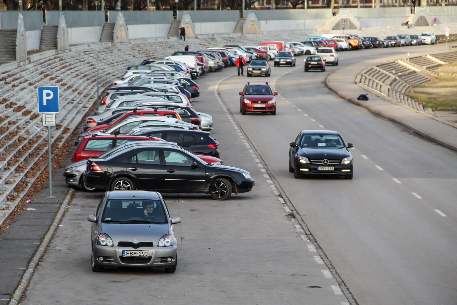 A szegedi KDNP szerint nem túl szerencsés, hogy fizetős a parkolás a rakparton