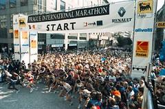 Maraton před 25 lety? To byl pro nás organizační punk