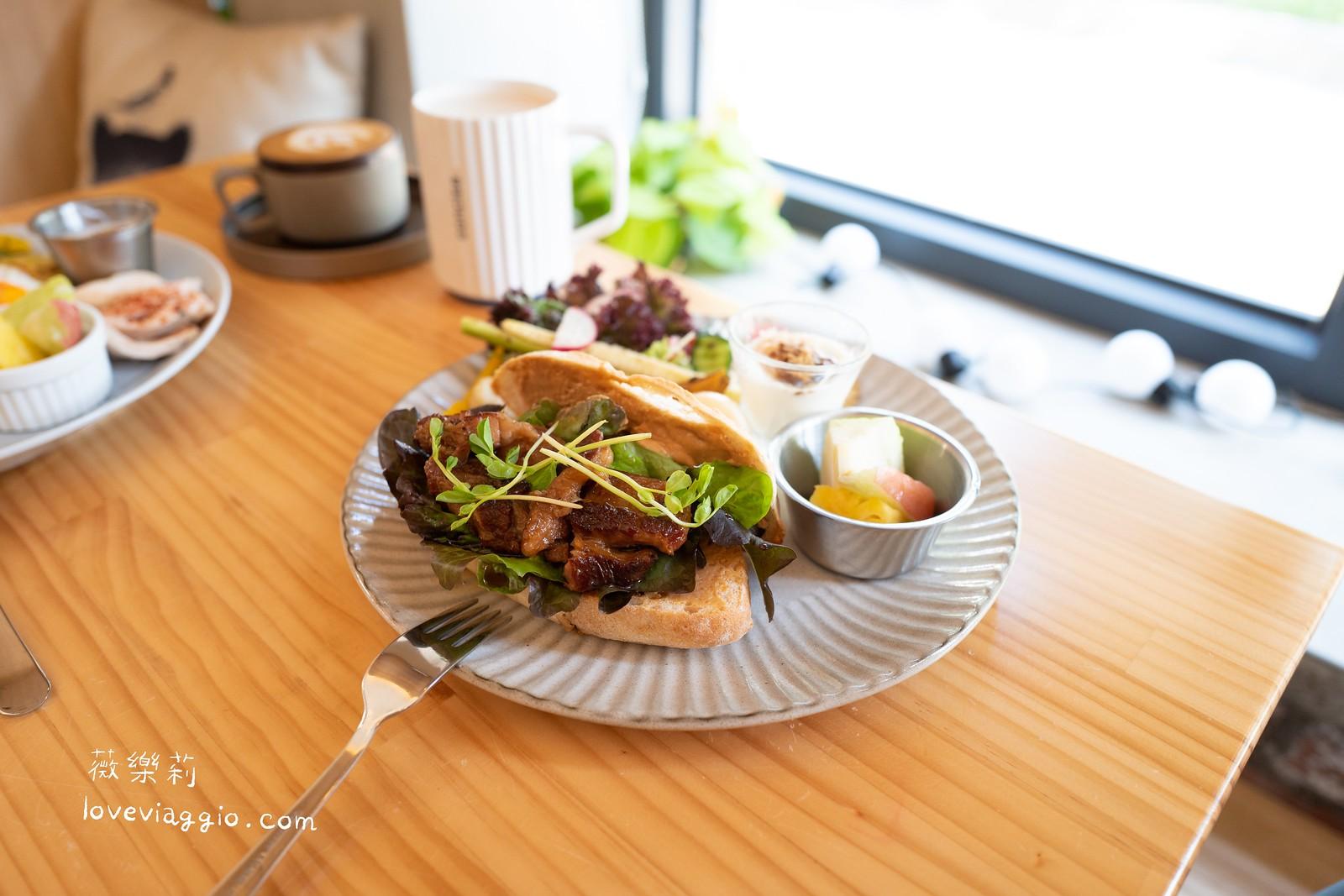 【台東 Taitung】樂食 Love EAT 手工嚴選食材 豐盛美味的早午餐開啟一天的旅程 @薇樂莉 Love Viaggio | 旅行.生活.攝影