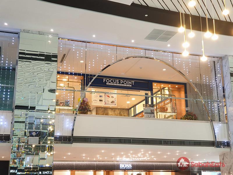 Jesselton Mall